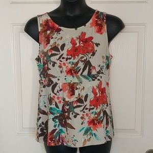 Tommy Bahama Floral Tank Top